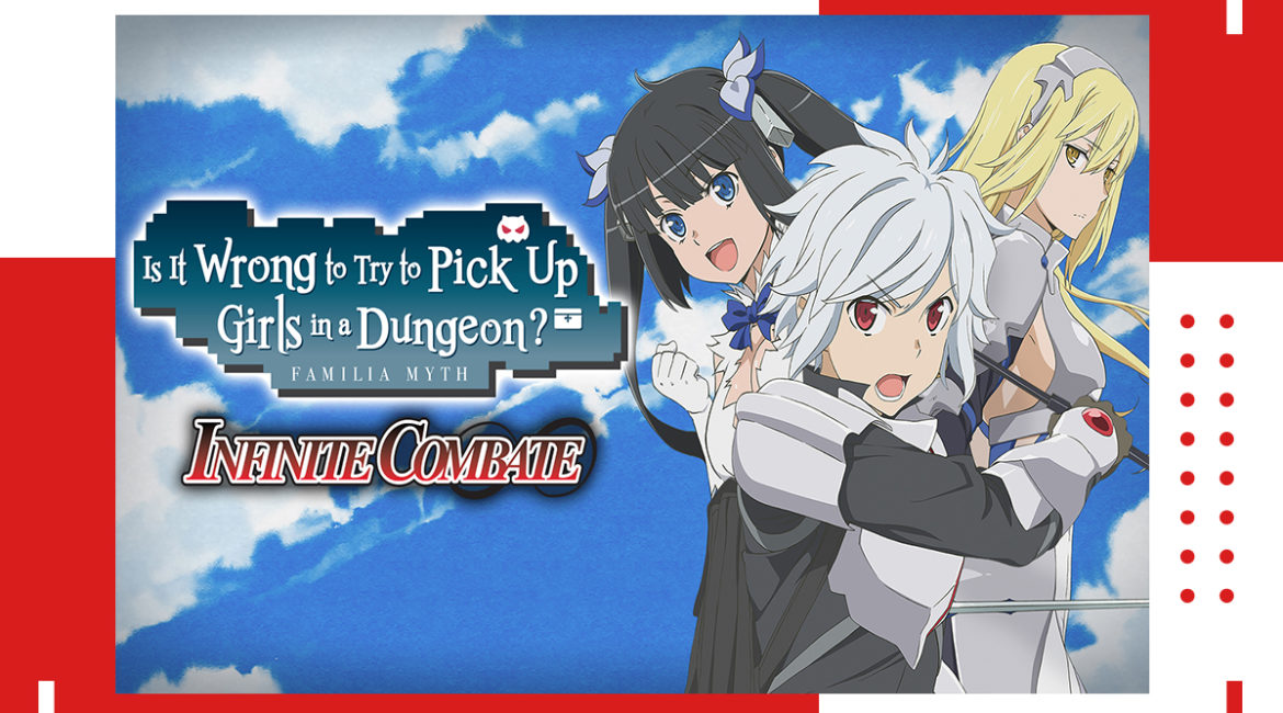 Is It Wrong to Try to Pick Up Girls in a Dungeon? II: Past